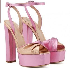 Giuseppe zanotti azalea platform sandals